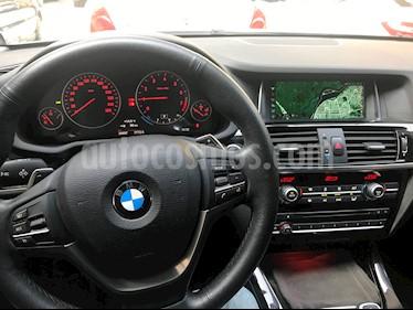 BMW X4 xDrive 28i xLine usado (2017) color Plata Hielo precio u$s56.000