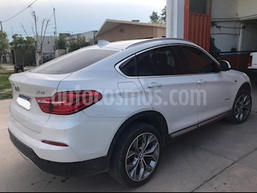 Foto BMW X4 xDrive 28i xLine usado (2017) color Blanco Alpine precio u$s70.000