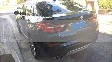 Foto venta Auto usado BMW X4 xDrive 28i xLine (2017) color Negro precio u$s59.500