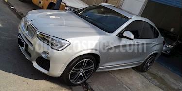 Foto BMW X4 xDrive 35i Paquete M usado (2018) color Gris precio u$s76.900