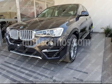 Foto venta Auto usado BMW X4 xDrive28i X Line Aut (2018) color Gris precio $614,000