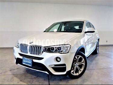 Foto venta Auto Seminuevo BMW X4 xDrive28i X Line Aut (2017) color Blanco Mineral precio $578,900