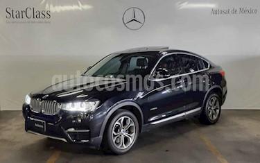 Foto BMW X4 xDrive28i X Line Aut usado (2017) color Negro precio $575,000