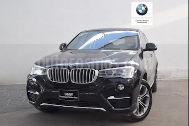 Foto venta Auto usado BMW X4 xDrive28i X Line Aut (2018) color Negro precio $680,000