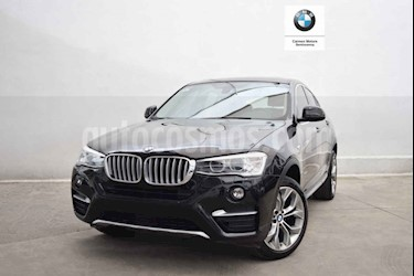 Foto BMW X4 xDrive28i X Line Aut usado (2018) color Negro precio $690,000