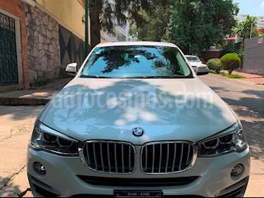 BMW X4 xDrive28i X Line Aut usado (2017) color Blanco Mineral precio $570,000