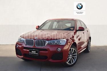 Foto venta Auto usado BMW X4 xDrive35i M Sport Aut (2018) color Rojo precio $800,000