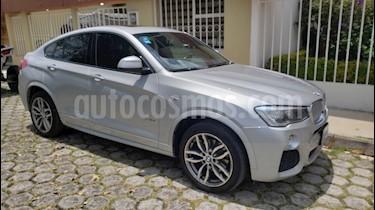 BMW X4 xDrive35i M Sport Aut usado (2017) color Plata Orion precio $610,000