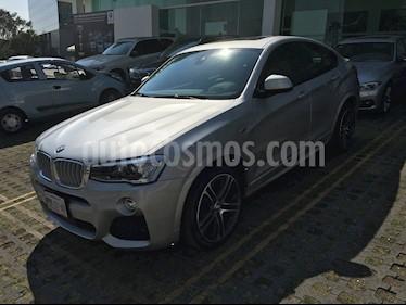 Foto venta Auto Seminuevo BMW X4 xDrive35i M Sport Aut (2016) color Plata precio $695,000