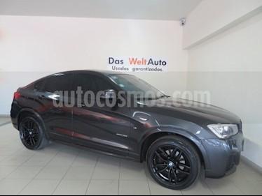 Foto venta Auto Seminuevo BMW X4 xDrive35i M Sport Aut (2017) color Negro Zafiro precio $649,995