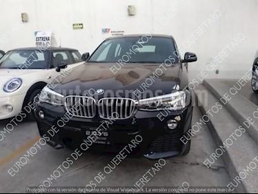 Foto venta Auto usado BMW X4 xDrive35i M Sport Aut (2016) color Azul Medianoche precio $594,000