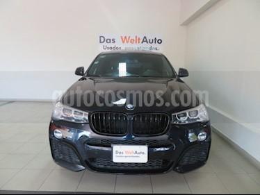 Foto venta Auto usado BMW X4 xDrive35i M Sport Aut (2017) color Negro precio $629,995