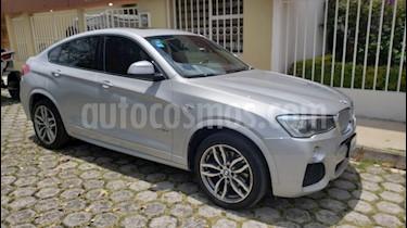 foto BMW X4 xDrive35i M Sport Aut usado (2017) color Gris Mineral precio $580,000