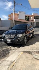 Foto venta Auto usado BMW X4 xDrive35i X Line Aut (2015) color Negro precio $500,000