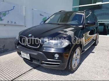 Foto venta Auto usado BMW X5 3.0ia Top Line (2010) color Negro precio $210,000