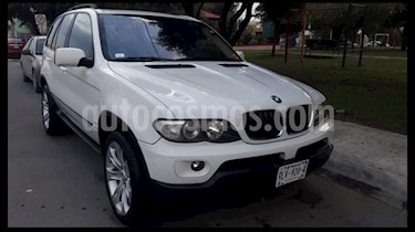 BMW X5 3.0ia Top Line usado (2005) color Blanco precio $130,000