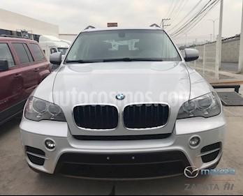 Foto venta Auto usado BMW X5 3.0si Premium (2012) color Plata Titanium precio $338,000