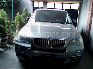 Foto venta Auto usado BMW X5 3.0Si (2008) color Gris precio $210,000