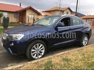 BMW X5 35i  usado (2015) color Azul precio $24.500.000