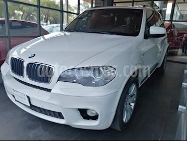 BMW X5 4.8i M Sport usado (2013) color Blanco precio $265,000