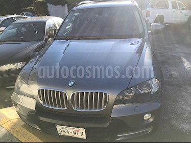 Foto venta Auto Seminuevo BMW X5 4.8i Premium (2009) color Gris Space precio $265,000