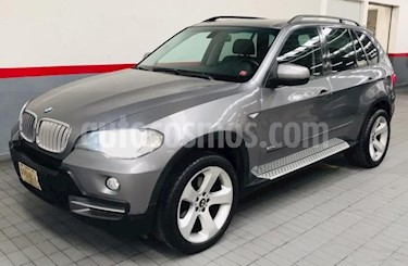 Foto venta Auto usado BMW X5 5p 3.0L si Premium Aut 7 Pasajeros (2008) color Plata precio $175,000