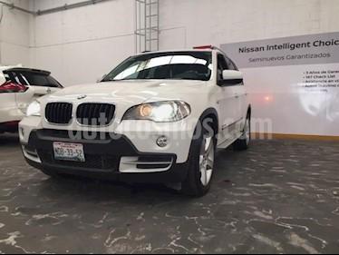 Foto venta Auto usado BMW X5 5p xDrive 35iA Premium Aut L6 306 CP (2010) color Blanco precio $269,000