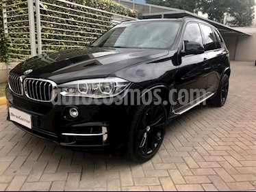 BMW X5 xDrive 35i Pure Excellence usado (2016) color Negro precio u$s68.900