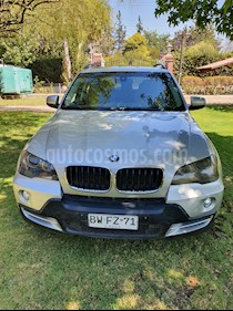 BMW X5 30iA  usado (2009) color Plata precio $7.850.000