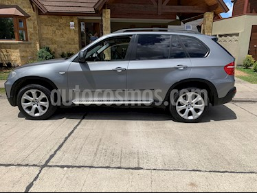 BMW X5 xDrive 30d Executive usado (2007) color Plata Titanium precio $7.000.000