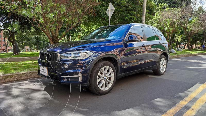 Foto BMW X5 xDrive35i  usado (2017) color Azul Oscuro precio $170.900.000