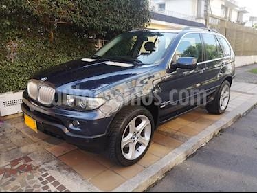 BMW X5 M 4.4L usado (2005) color Azul Monaco precio $43.300.000