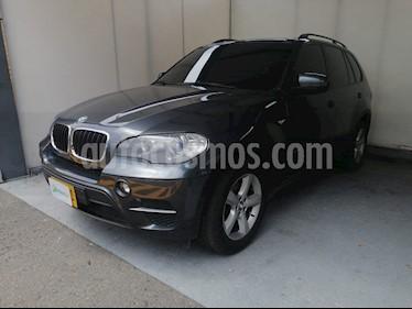 BMW X5 xDrive30d  usado (2013) color Gris Platino precio $84.990.000
