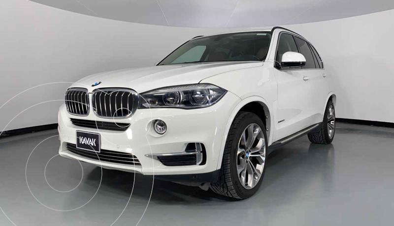 BMW X5 xDrive 35ia  usado (2014) color Blanco precio $487,999