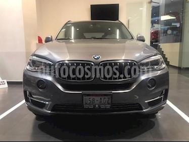 BMW X5 5P 35I EXCELLENCE L6 306 HP TA 5 PAS. usado (2016) color Gris precio $585,500