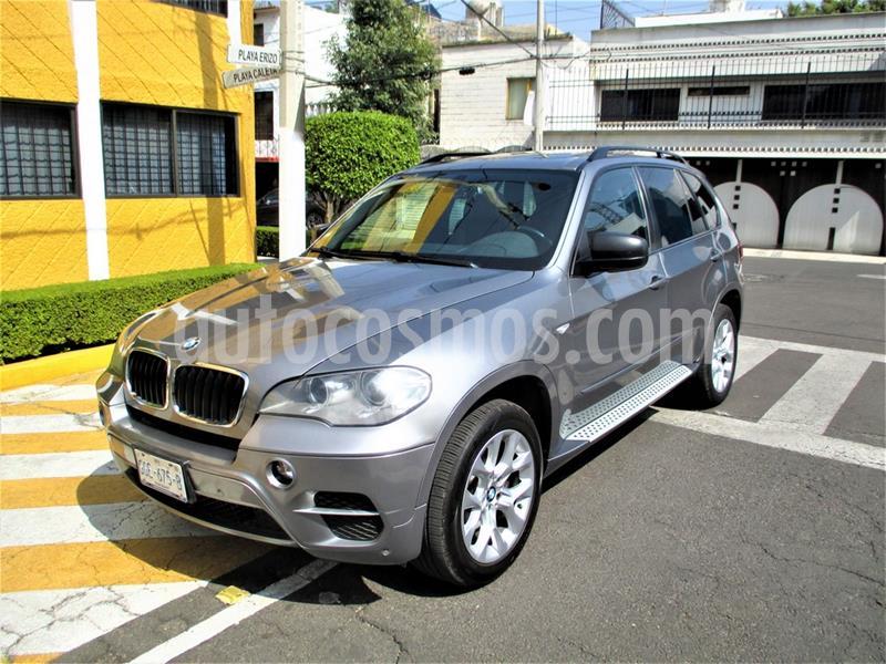 BMW X5 xDrive 35ia Premium usado (2013) color Plata Titanium precio $269,900