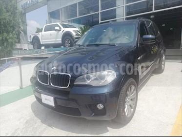BMW X5 5P XDRIVE 50IA M SPORT AUT usado (2011) color Azul precio $339,900