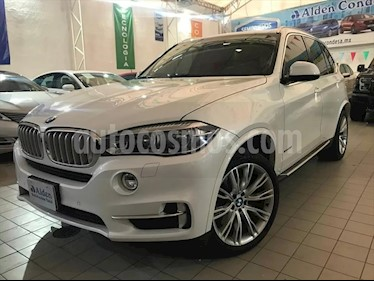 BMW X5 X5 XDRIVE50IA EXCELLENCE usado (2018) color Blanco precio $843,000