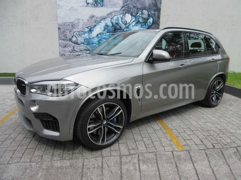 BMW X5 xDrive 50ia M Sport usado (2016) color Gris precio $939,000