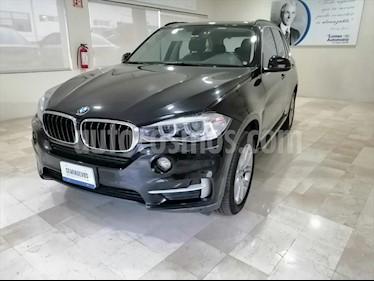 BMW X5 xDrive35iA usado (2016) color Negro precio $495,000