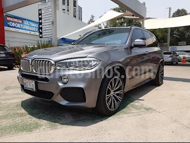 BMW X5 xDrive 50ia M Sport 7 Asientos usado (2018) color Plata Titanium precio $850,000