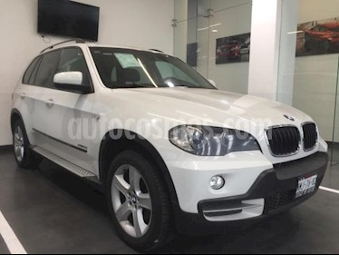 BMW X5 5p xDrive 35iA Premium Aut L6 306 CP usado (2010) color Blanco precio $269,000