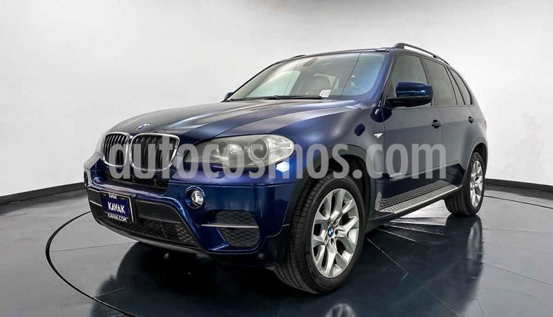 BMW X5 xDrive 35ia  usado (2011) color Azul precio $249,999