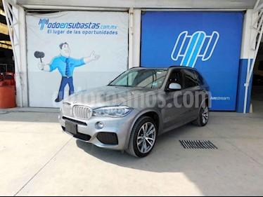 BMW X5 5p M V8/4.4/T Aut usado (2017) color Gris precio $560,000