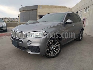 BMW X5 5p xDrive 50i Excellence V8/4.4/T Aut usado (2018) color Gris precio $820,000