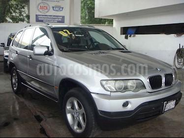 BMW X5 3.0i Lujo usado (2002) color Negro precio $105,000