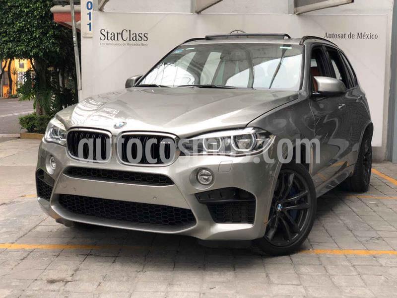 BMW X5 3.0si M Sport usado (2018) color Gris precio $1,250,000