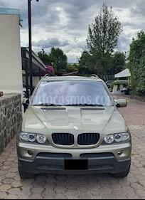 BMW X5 3.0ia Top Line usado (2005) color Verde precio $185,000