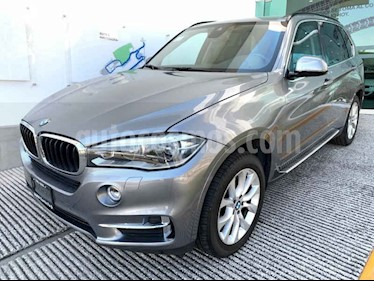 Foto BMW X5 xDrive50iA Security (Nivel VR4) usado (2014) color Gris precio $790,000