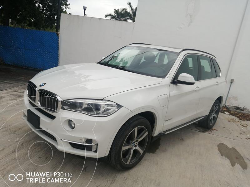 Foto BMW X5 xDrive 40e Excellence (Hibrido) usado (2016) color Blanco precio $480,000